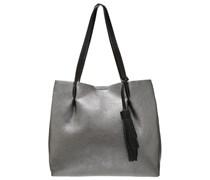 Shopping Bag gunmetal