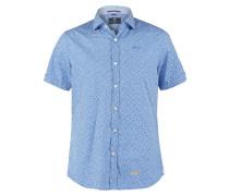 SLIM FIT Hemd blue langune