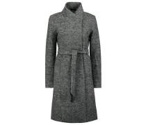 ONLHOUSTON Wollmantel / klassischer Mantel dark grey melange