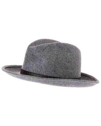 Hut - grey melange