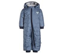 Schneeanzug china blue