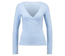 Langarmshirt - light blue