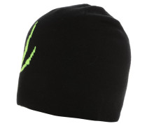 REVERSIBLE INNSBRUCK Mütze black