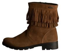 Cowboy/ Bikerstiefelette brown