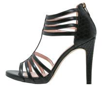 YACANA High Heel Sandaletten negro