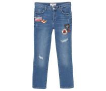 SCOUT Jeans Straight Leg medium blue
