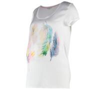 SIENNA TShirt print white