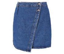 VMSUSANNA Jeansrock medium blue denim