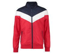 Trainingsjacke red/navy/white