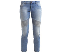 OSLO Jeans Slim Fit bright blue