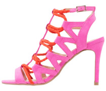 STUNNED - Riemensandalette - pink