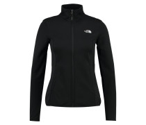 TANKEN - Fleecejacke - black