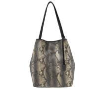 MILA Shopping Bag black