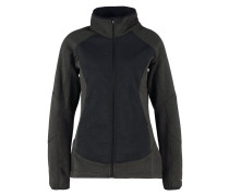 ALTITUDE ASPECT Fleecejacke black heather