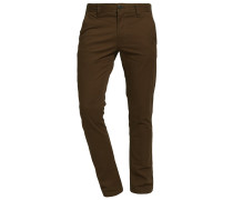FRICKIN SLIM FIT Chino mud