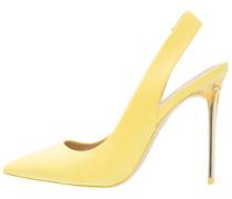NIKY - Pumps - light yellow