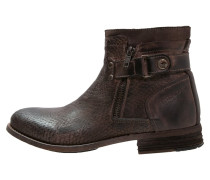 FACT Cowboy/ Bikerstiefelette dark brown