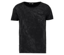 NIFONA - T-Shirt basic - dark grey