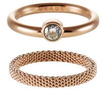 ELIN Ring rose goldcoloured