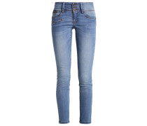 VMGAMER Jeans Slim Fit light blue denim
