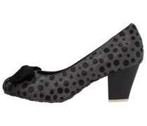 ELSIE Pumps grey/black