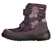 Snowboot / Winterstiefel aubergine/mallow