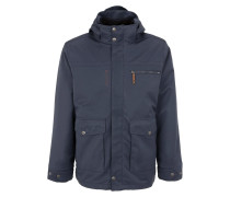 HIGHLAND Outdoorjacke anthracite blue