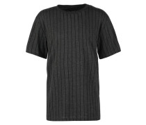 TShirt print dark grey/black