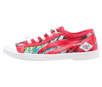BASIC 02 Sneaker low red