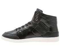 Sneaker high - black
