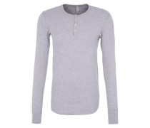 BABY THERMAL Langarmshirt heather grey