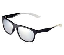 Sonnenbrille - black/crystal silver