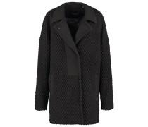 CECIL Wollmantel / klassischer Mantel black