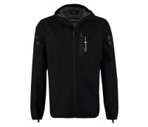 Regenjacke / wasserabweisende Jacke carbon