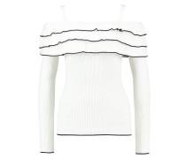 ALBA Strickpullover off white