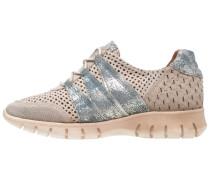 RUNNER - Sneaker low - gold/capucino/royal