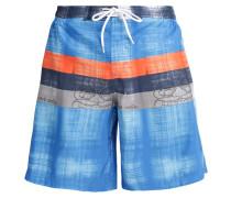 Badeshorts - blue/orange