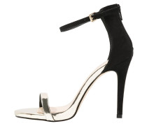 CLARA High Heel Sandaletten black