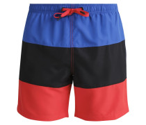 Badeshorts nautical blue
