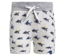 FRESNO - Shorts - offwhite melange