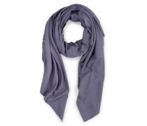 Schal indigo blue