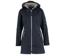 Regenjacke / wasserabweisende Jacke indigo atmosphere