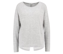 GINGER Langarmshirt light grey