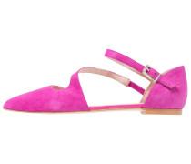 Riemchenballerina - pink