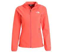 NIMBLE Softshelljacke cayenne red