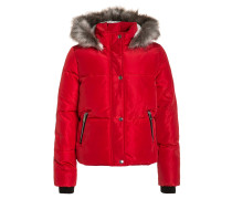 TEXAS Winterjacke bright red