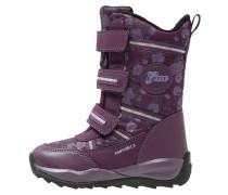 ORIZONT - Snowboot / Winterstiefel - dark purple