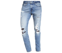 Jeans Slim Fit light destroyed