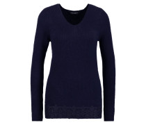 Strickpullover navy blue