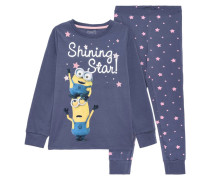 SET Pyjama vintage indigo